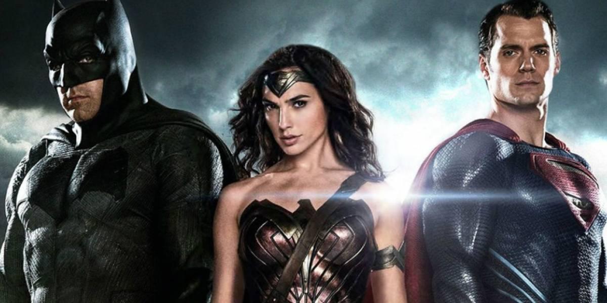 Batman v Superman será el primer filme Blu-Ray 4K de 100GB