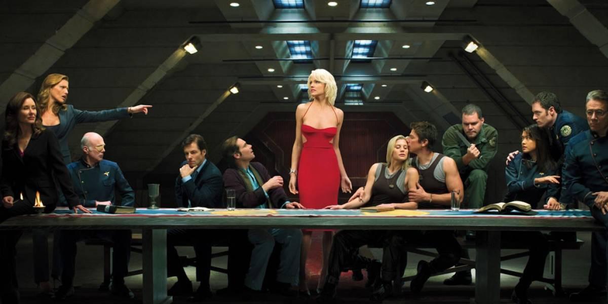 Universal revive adaptación cinematográfica de Battlestar Galactica