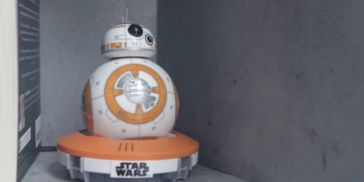 El BB-8 de Sphero es uno de los juguetes más impresionantes de Star Wars