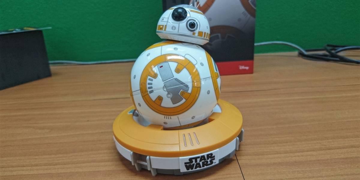 Probamos el BB-8 en miniatura [FW Labs]