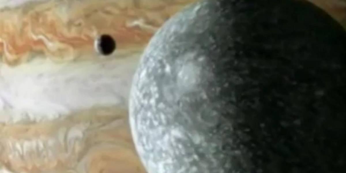 Un satélite europeo en busca de vida debajo del hielo de las lunas de Júpiter
