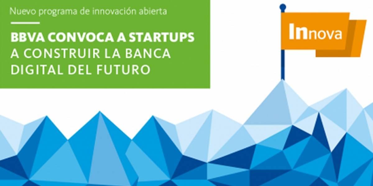 BBVA convoca a innovadores y startups a construir la banca digital del futuro
