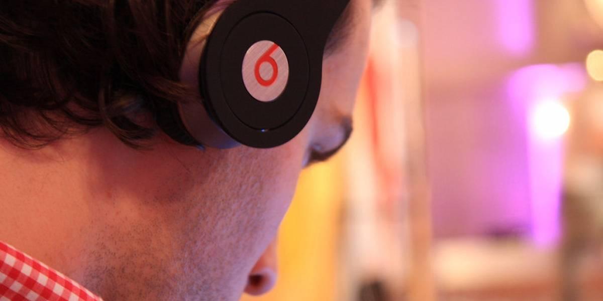 Beats compra servicio de venta de música Topspin