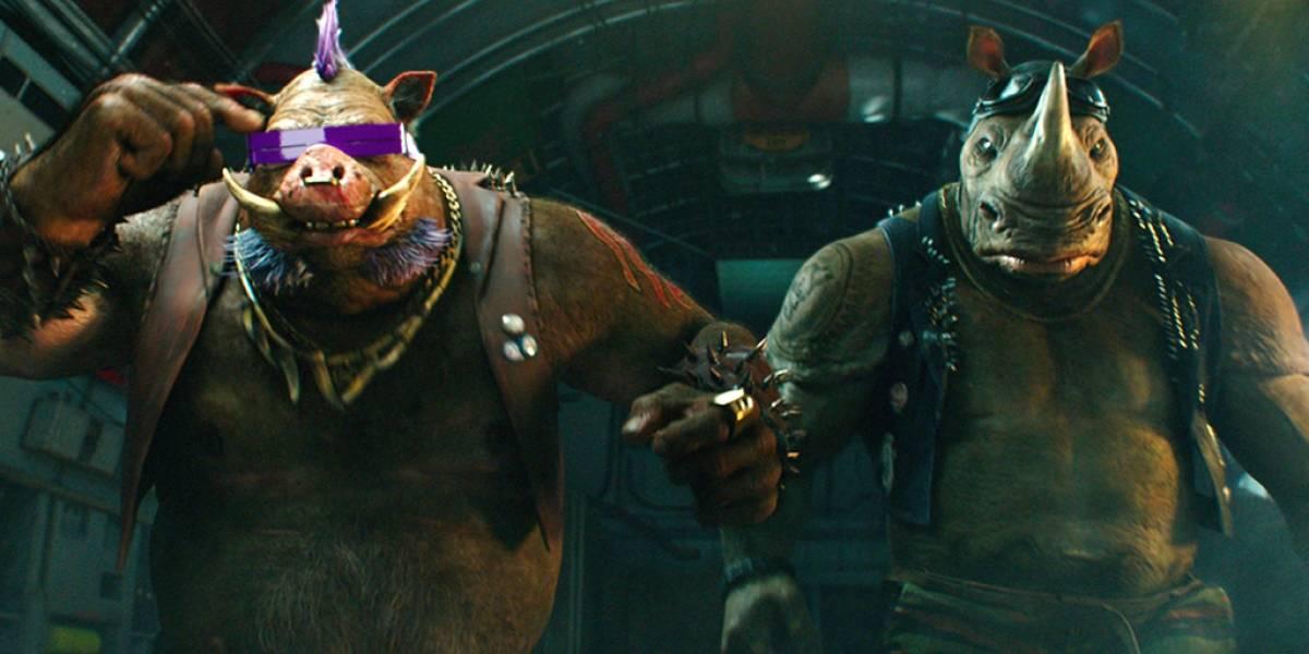 Viejos conocidos aparecen en el tráiler de las Tortugas Ninja 2