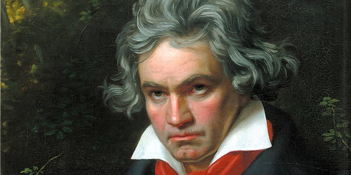 Google celebró el aniversario 245 de Beethoven con doodle interactivo