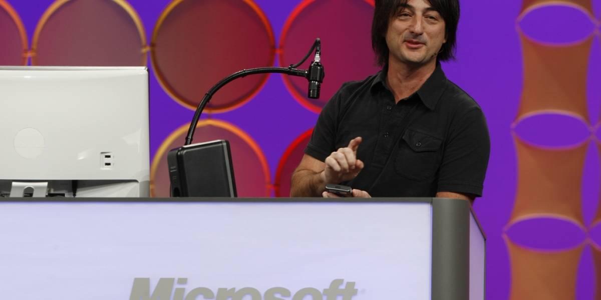 Jefe de Windows Phone se encargará de las aplicaciones de IE