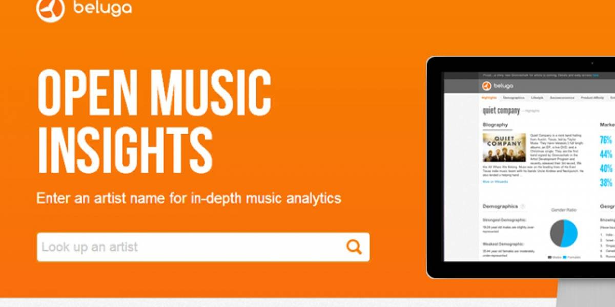 Grooveshark ahora entrega información sobre cómo son los fans de los artistas
