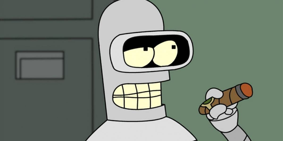 Software usado para animar Futurama será de código abierto
