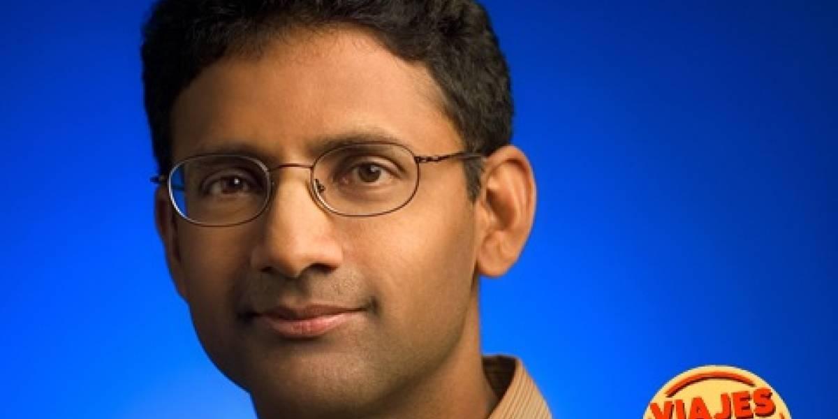FW Interviú: Ben Gomes, ingeniero jefe de Google Instant