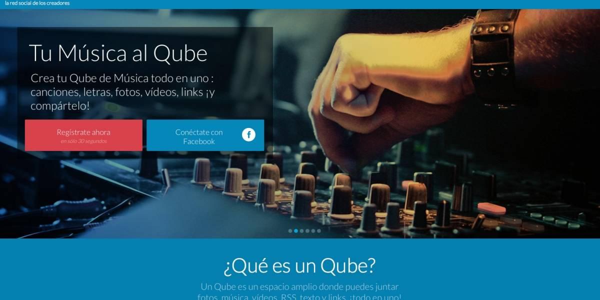 BeQbe, una nueva forma de compartir