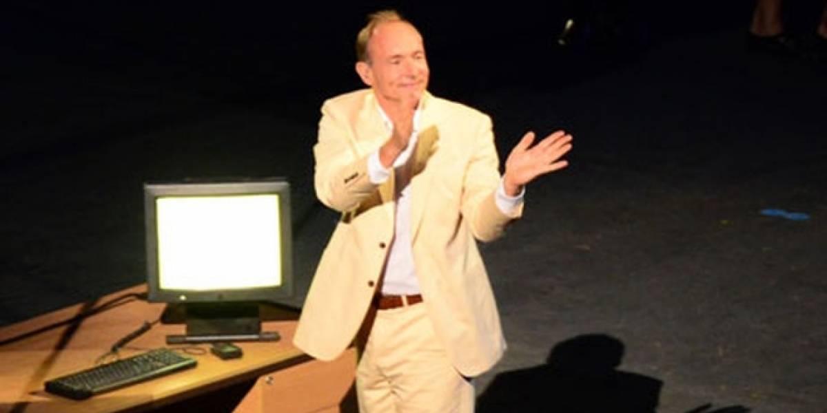 Tim Berners-Lee y su merecido homenaje en la inaguración de los Juegos Olímpicos