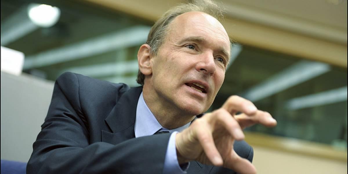 Berners-Lee: Que quiten internet es como enviarte a prisión