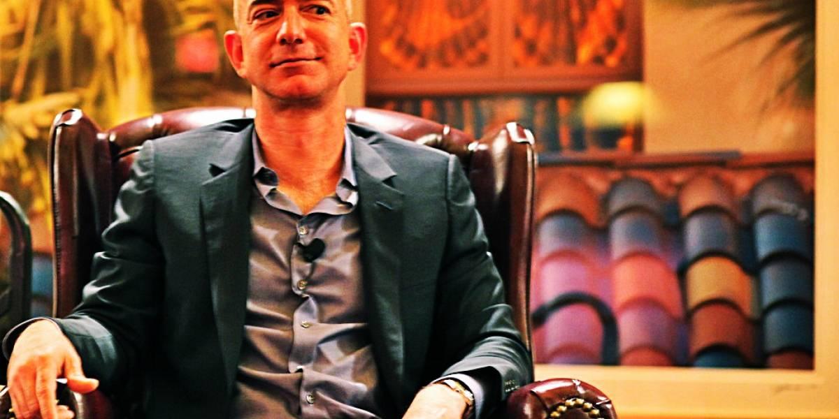 Biografía de Jeff Bezos revela al reservado CEO de Amazon