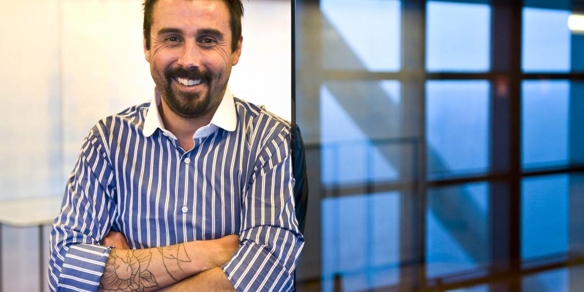 Silvio Pestrin, CEO de FictionCity [FW Interviú]