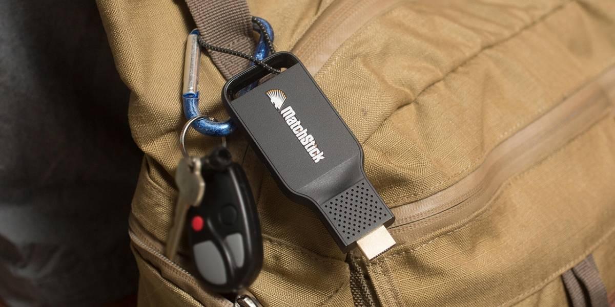 Mozilla presenta Matchstick, el nuevo competidor de Chromecast