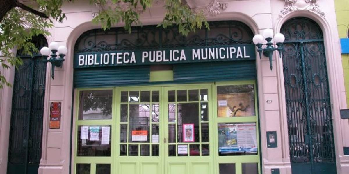 Argentina: Se podrán leer gratis libros electrónicos en bibliotecas públicas de Buenos Aires