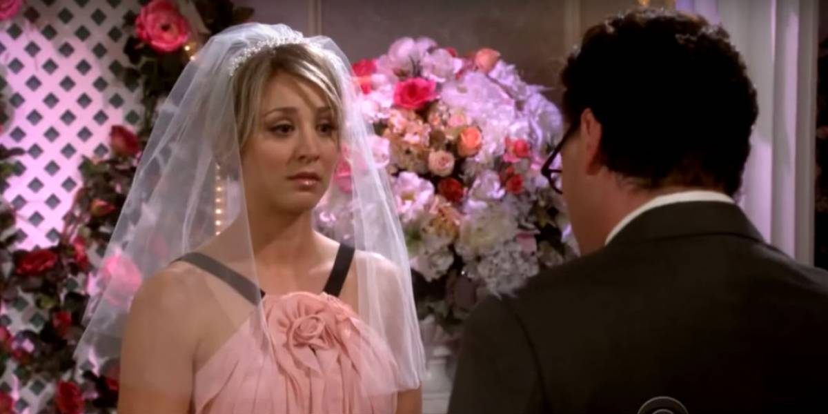 Con una boda comenzará la novena temporada de The Big Bang Theory