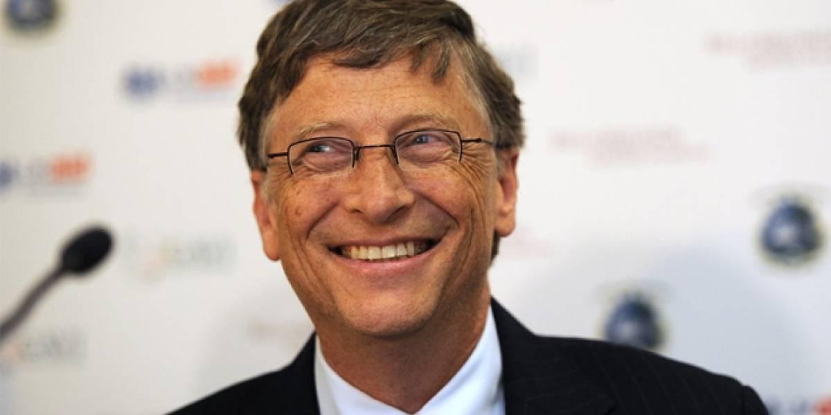 """Bill Gates: """"El dinero no tiene utilidad para mi"""""""