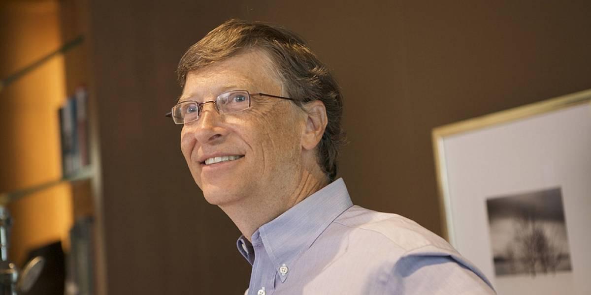 Bill Gates arrasa como el hombre más rico del mundo en 2013