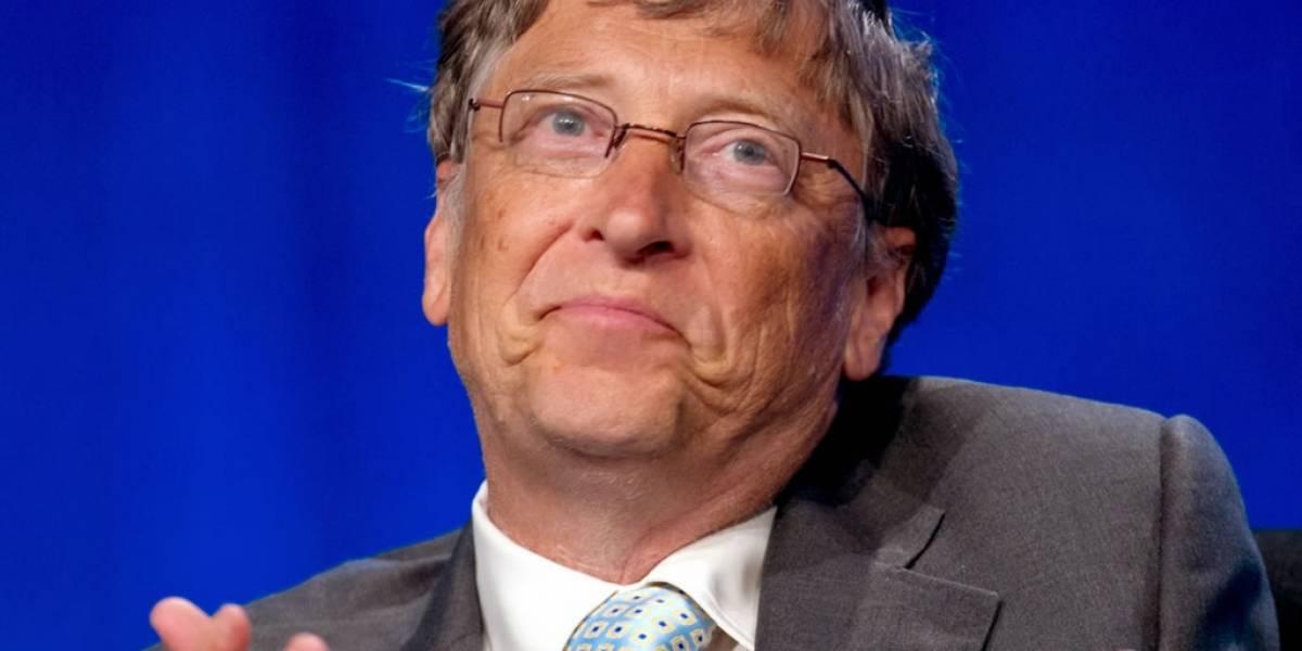 Bill Gates dona casi todas sus acciones de Microsoft a caridad