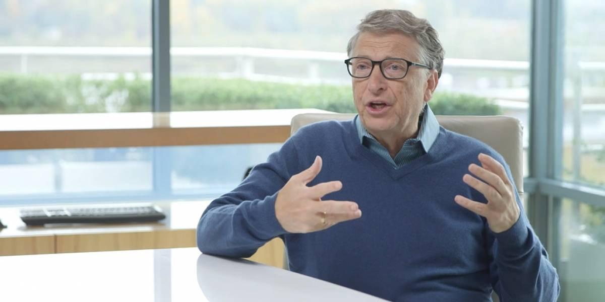 Bill Gates lidera coalición internacional para generar energía limpia