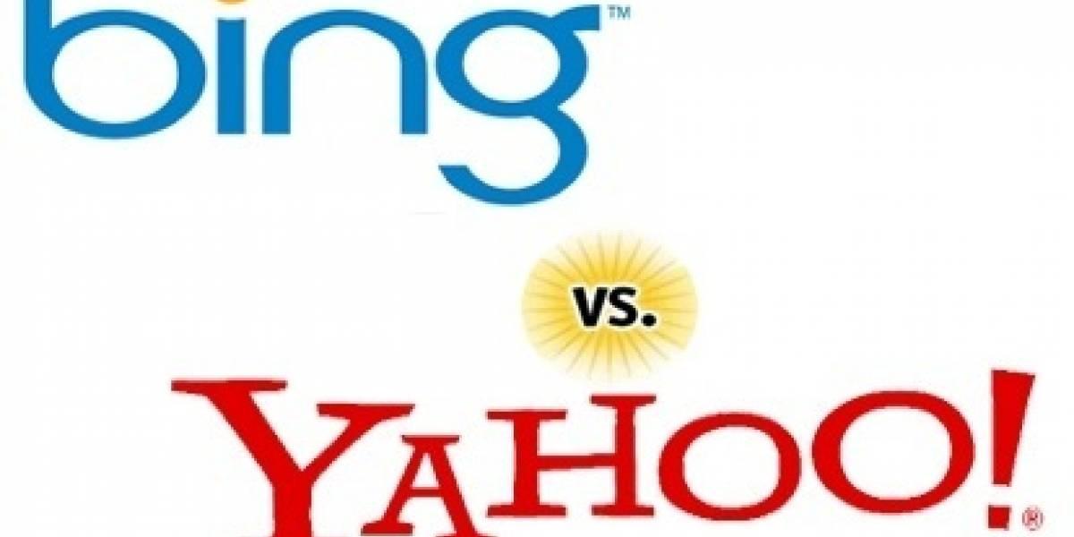 Bing superó a Yahoo! como el segundo principal buscador en Estados Unidos