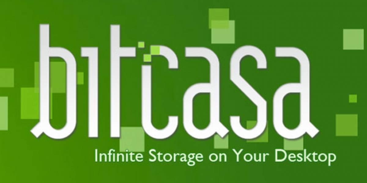Bitcasa, un servicio de almacenamiento de datos con capacidad infinita