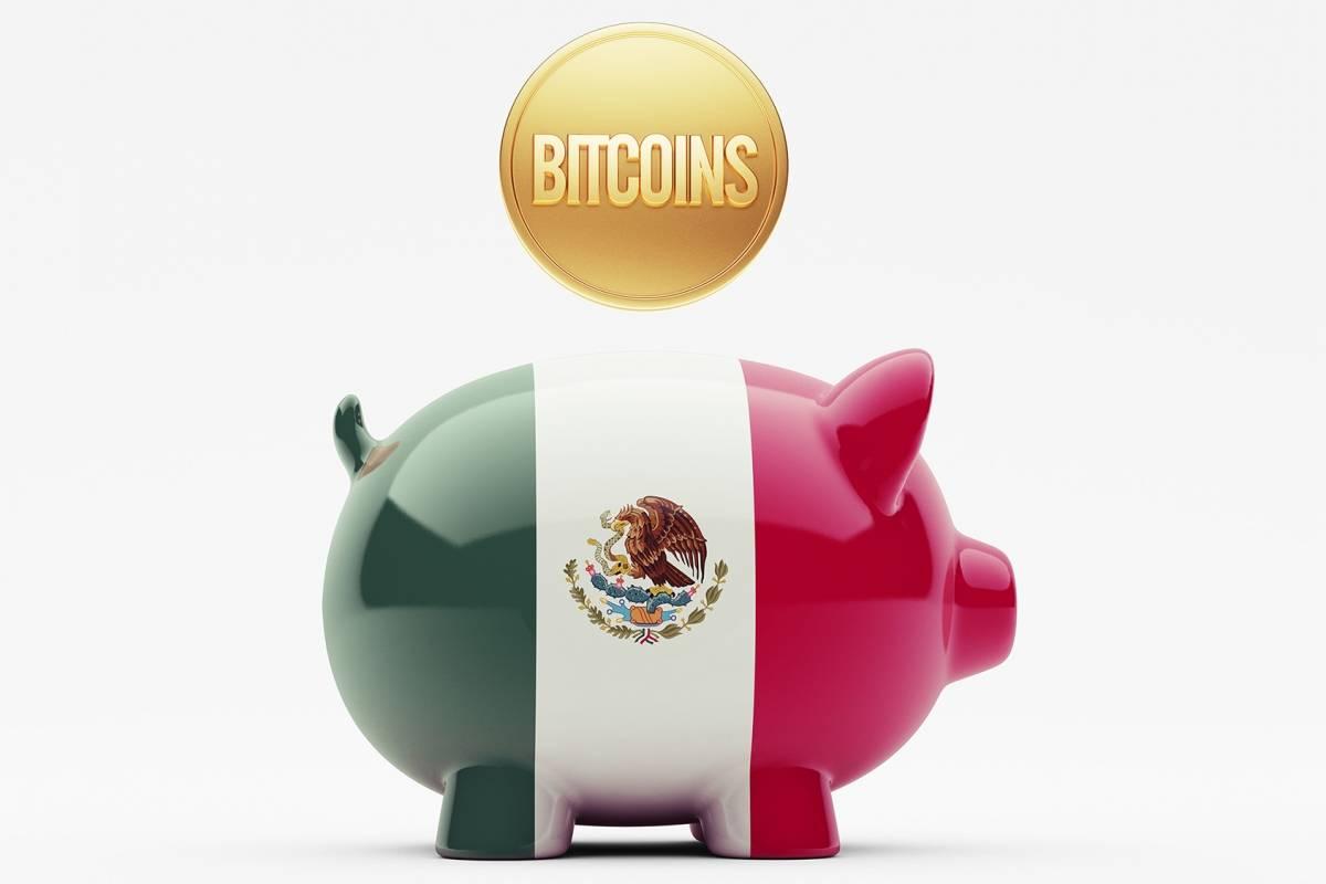 México considera usar criptodinero como moneda nacional