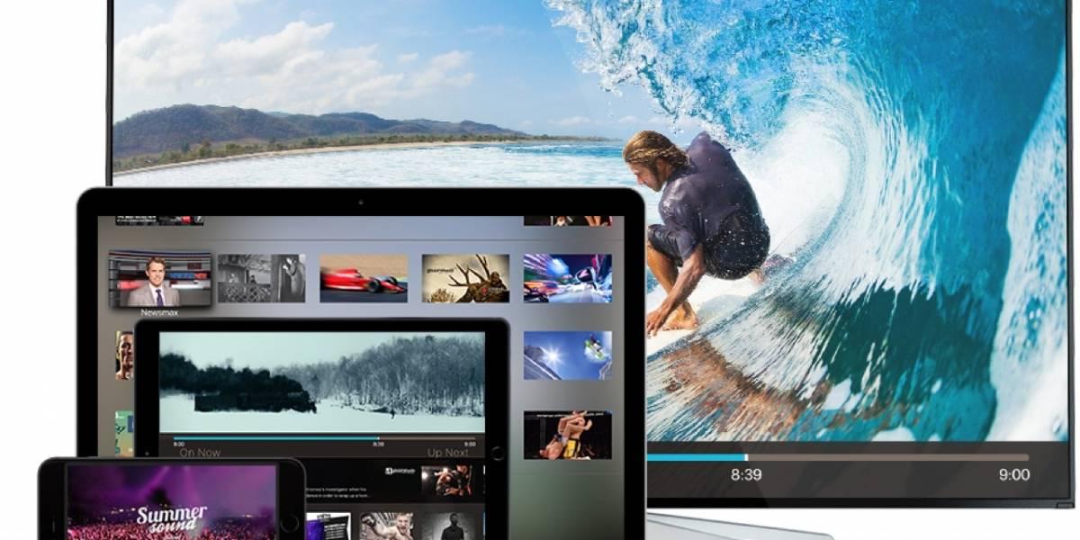 BitTorrent Live es un servicio de streaming basado en P2P