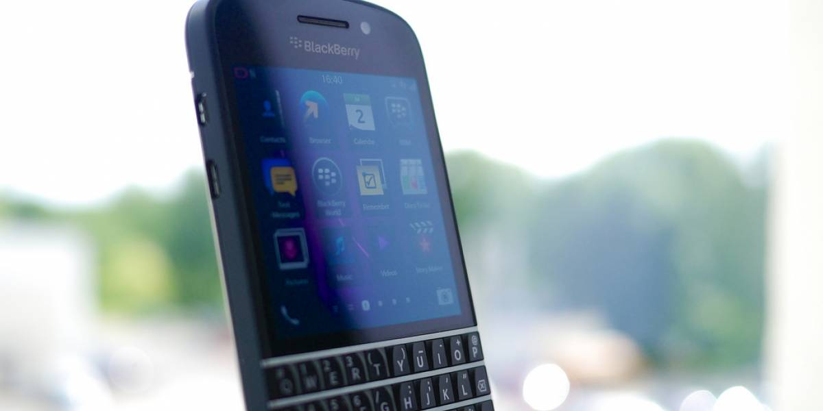 BlackBerry será adquirida por USD$4.700 millones