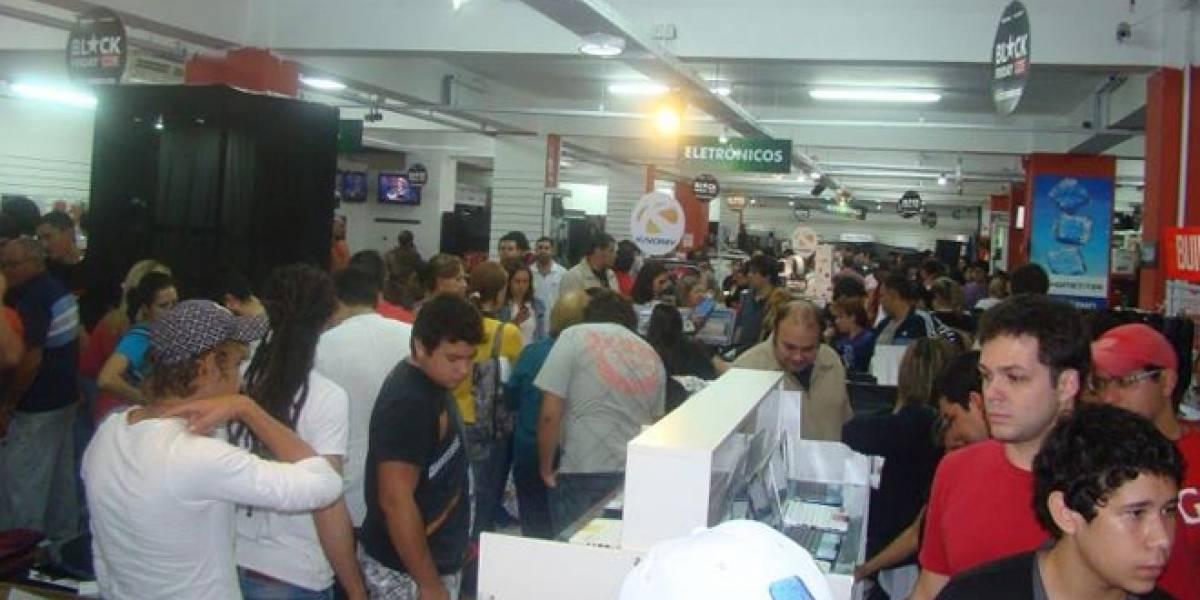 Paraguay: Ciudad del Este genera locura de compras con su propio Black Friday