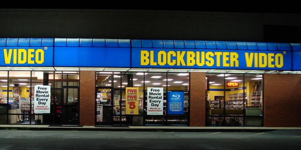 Blockbuster Reino Unido es vendido a una firma de inversionistas y cierran la mitad de sus tiendas