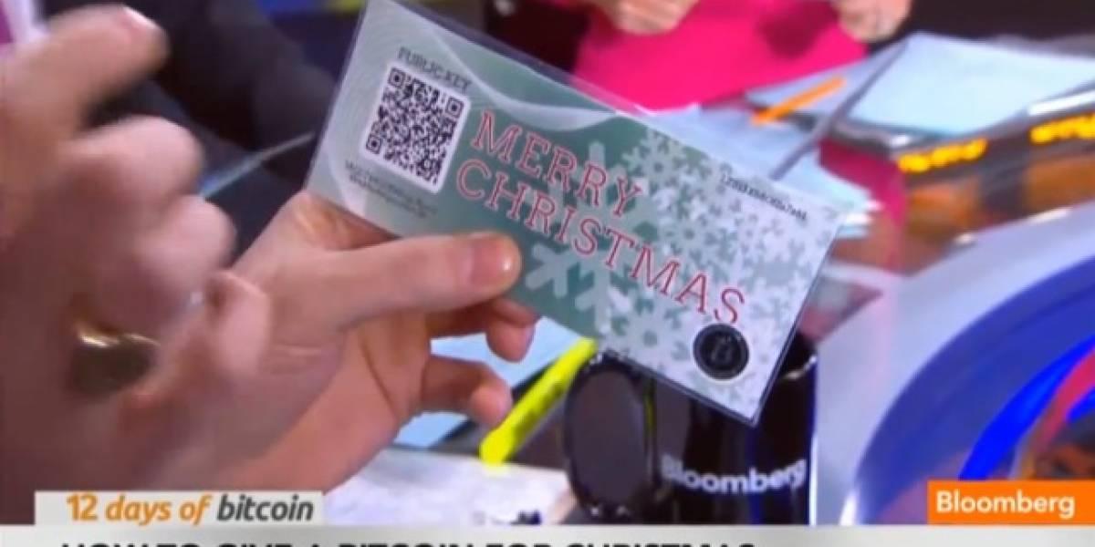 Roban bitcoins que regalaba programa de TV por mostrar código QR con la clave privada