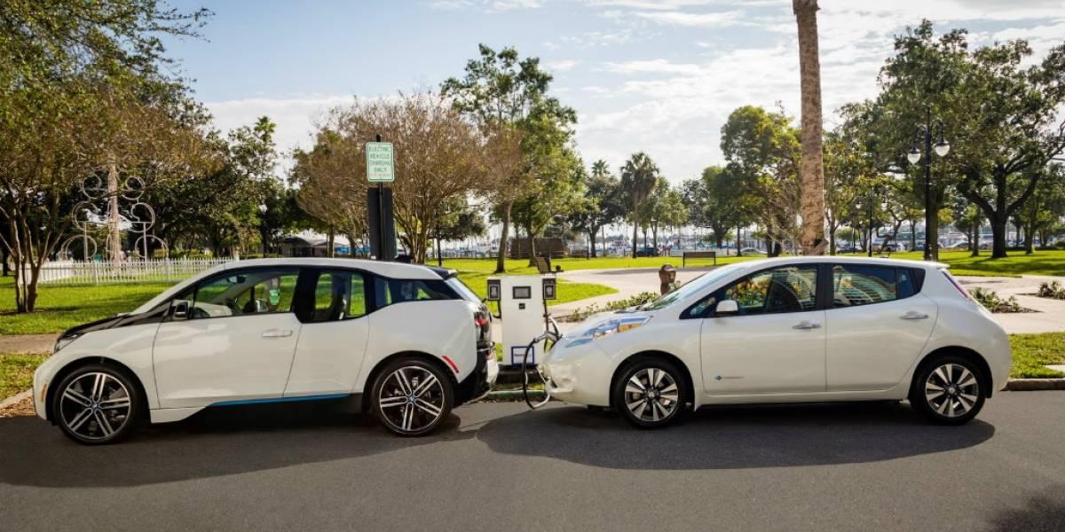 BMW y Nissan acuerdan instalación conjunta de cargadores para autos eléctricos en EE.UU.