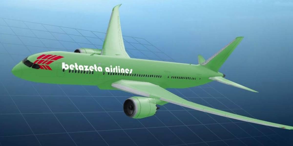 Ahora puedes diseñar tu propio Boeing 787 Dreamliner