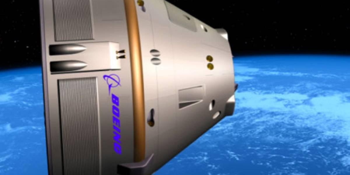 Boeing se apunta a la carrera espacial