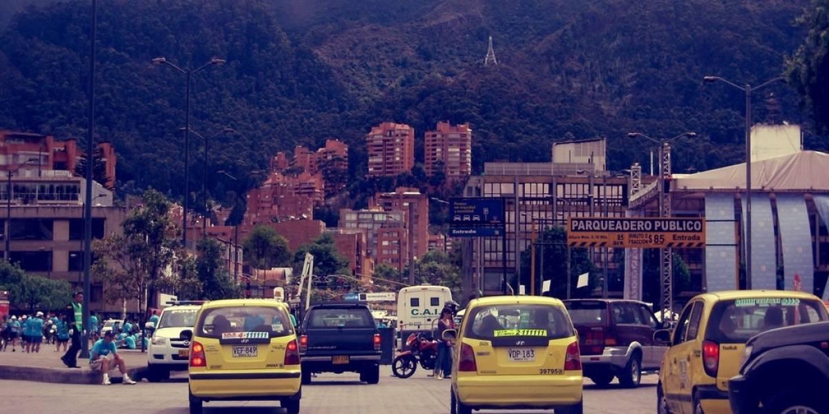 Uber es ilegal en Colombia
