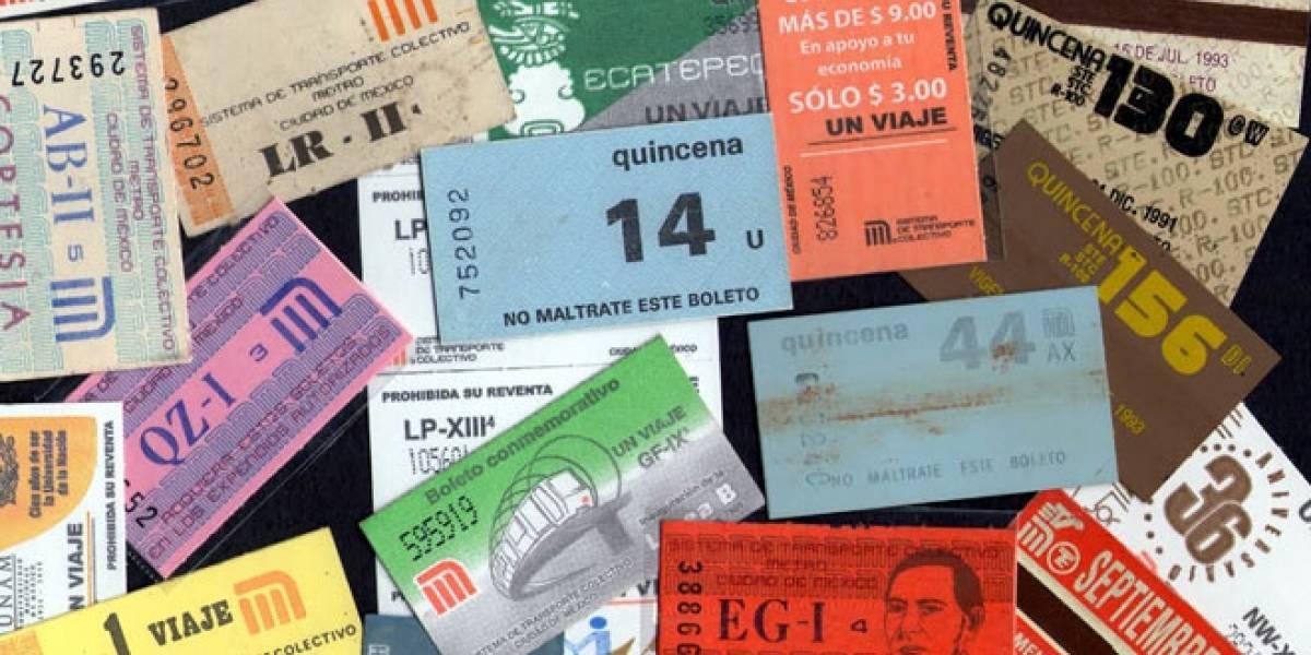 México dirá adiós al boleto del Metro