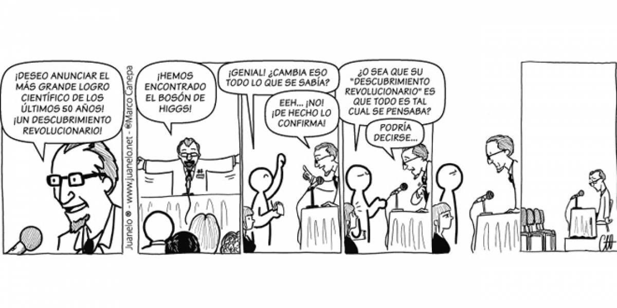 Bosón - Juanelo