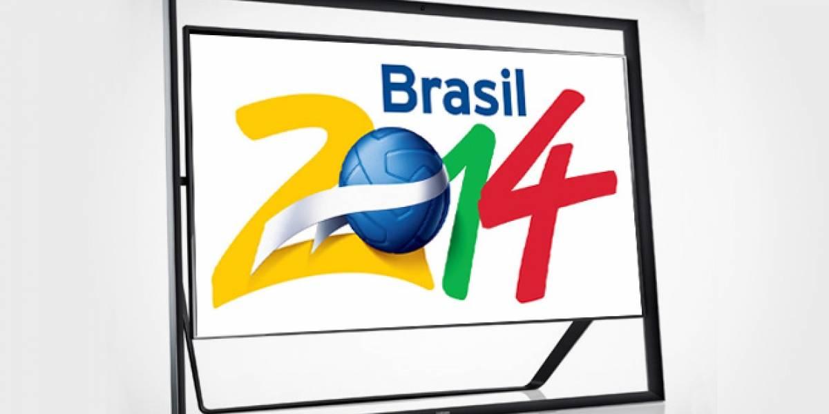 Japón espera transmitir el mundial de Brasil 2014 en 4K