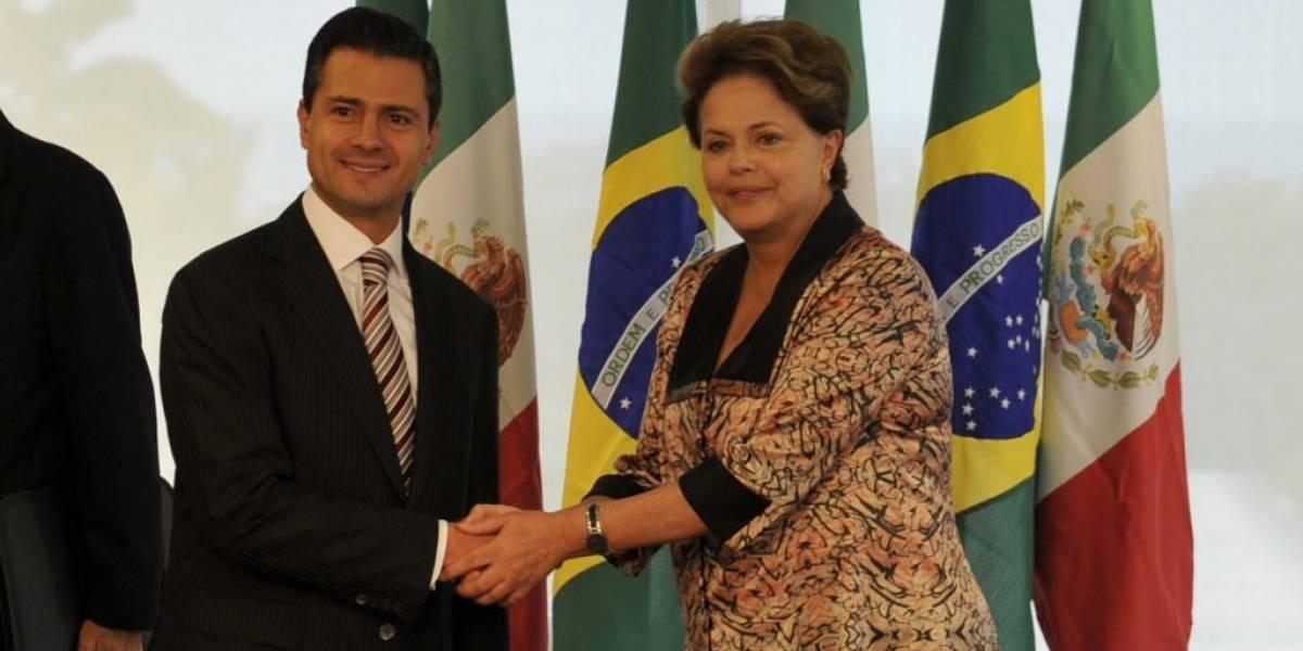 La NSA espió a los presidentes de Brasil y México