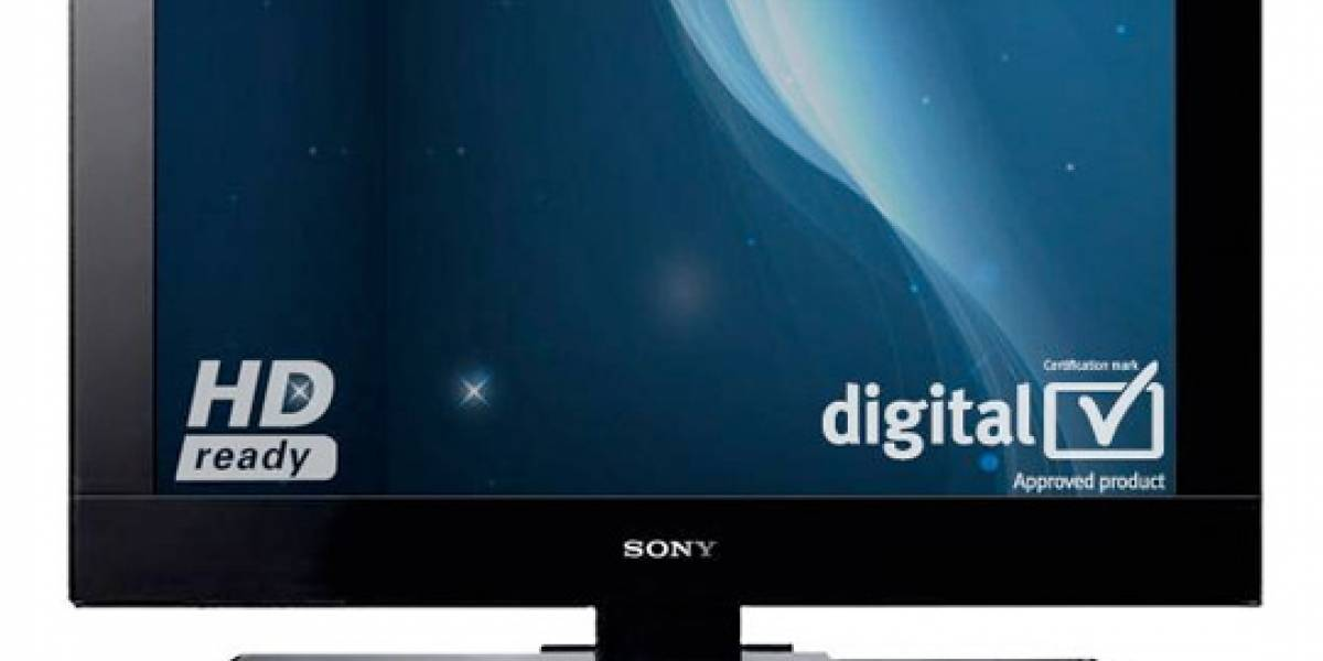 Sony lanza un televisor Bravia con una PlayStation 2 integrada en la base