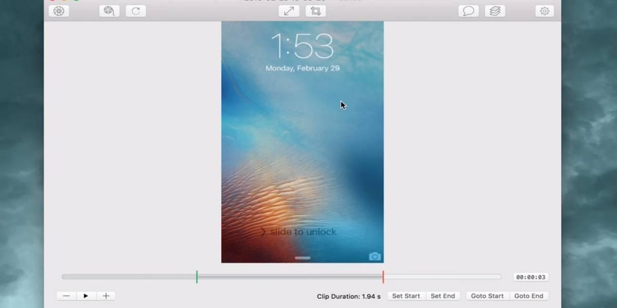 Crea animaciones GIF en OS X con GIF Brewery 3