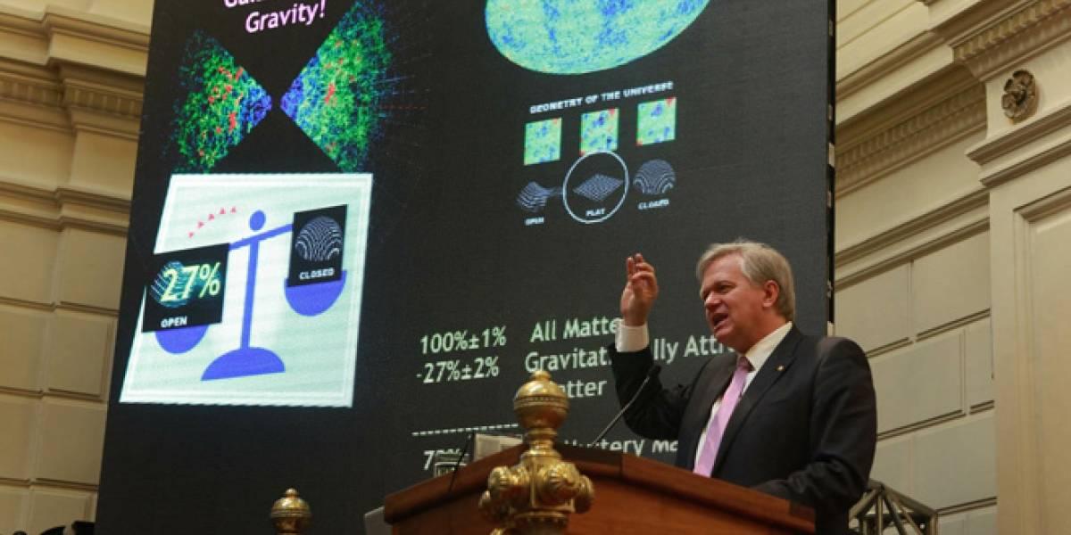 Chile: Premio Nobel de Física Brian Schmidt llama a invertir en educación