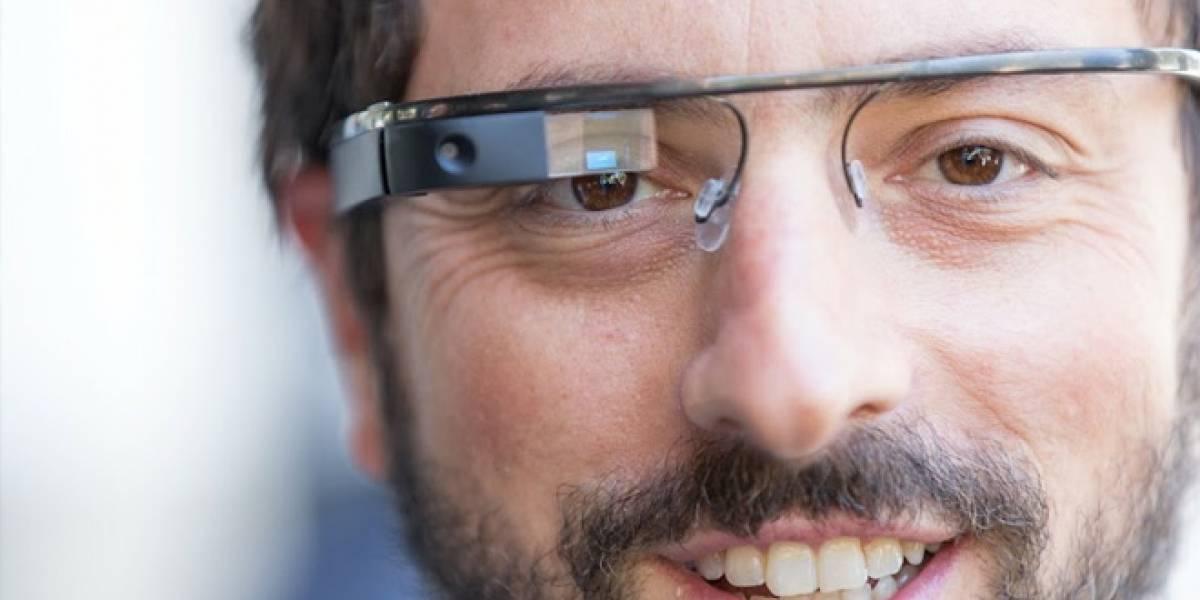 Sergey Brin espera que los Google Glass salgan a la venta en 2013