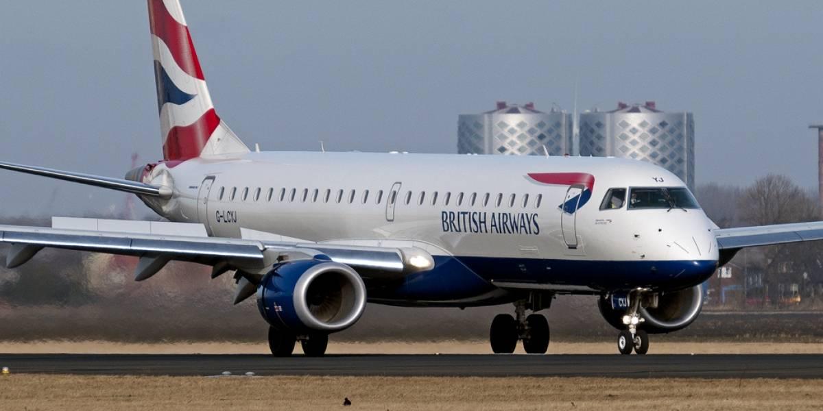 British Airways ya acepta el uso de aparatos electrónicos en Europa