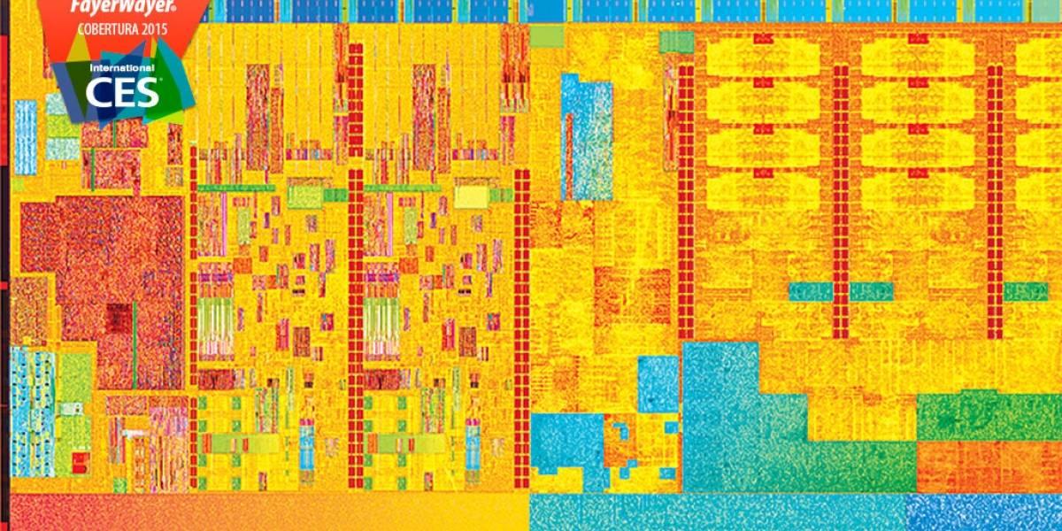 Intel lanza Broadwell, su quinta generación de procesadores #CES2015