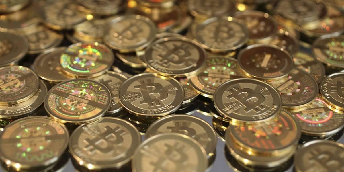 El precio de las Bitcoins sigue bajando, pero el número de transacciones aumenta
