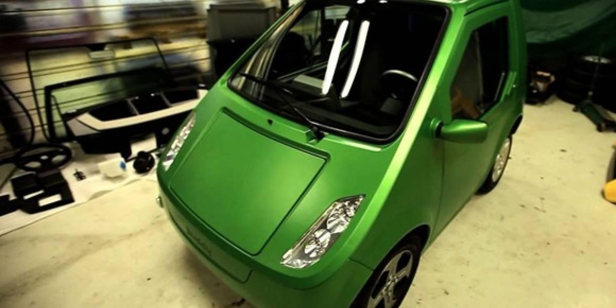 Metro Buddy: El coche eléctrico de Noruega
