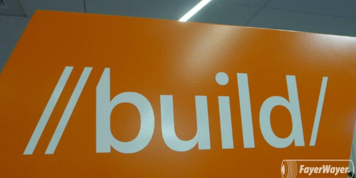 Microsoft reconoce oficialmente a Windows Blue y anuncia su conferencia Build para junio